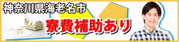 【神奈川県海老名市】ロゴ